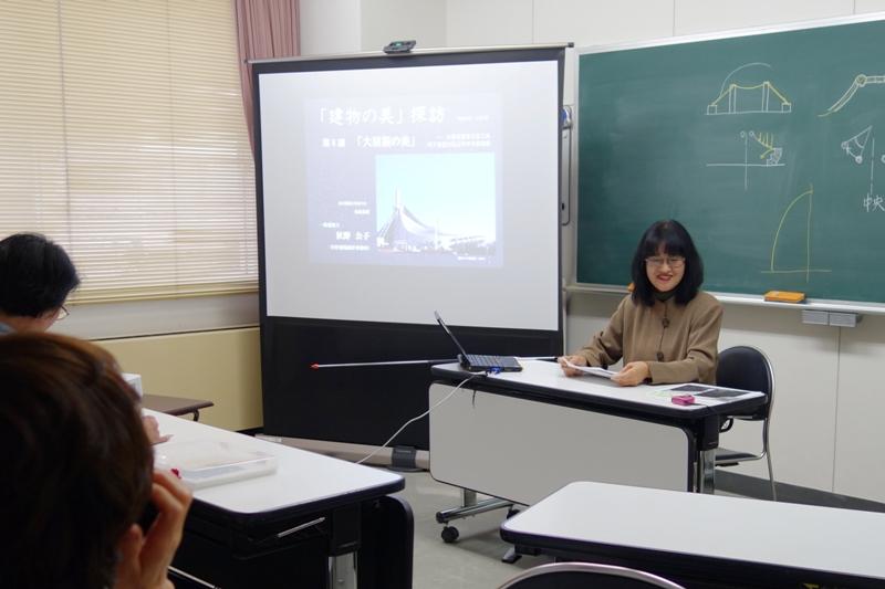 NHK文化センター講座「建物の美」探訪 第8講を行いました