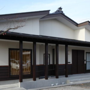 羽黒町 細谷の家