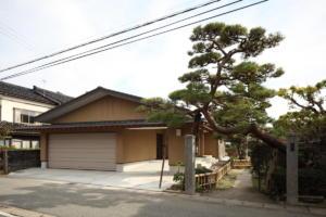 藤島町 村前の家(バリアフリー平屋建て)
