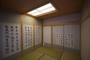 母の部屋(左側客間)