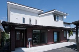 新海町の家