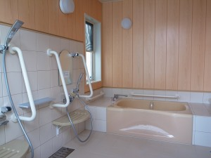 浴室 浴槽側